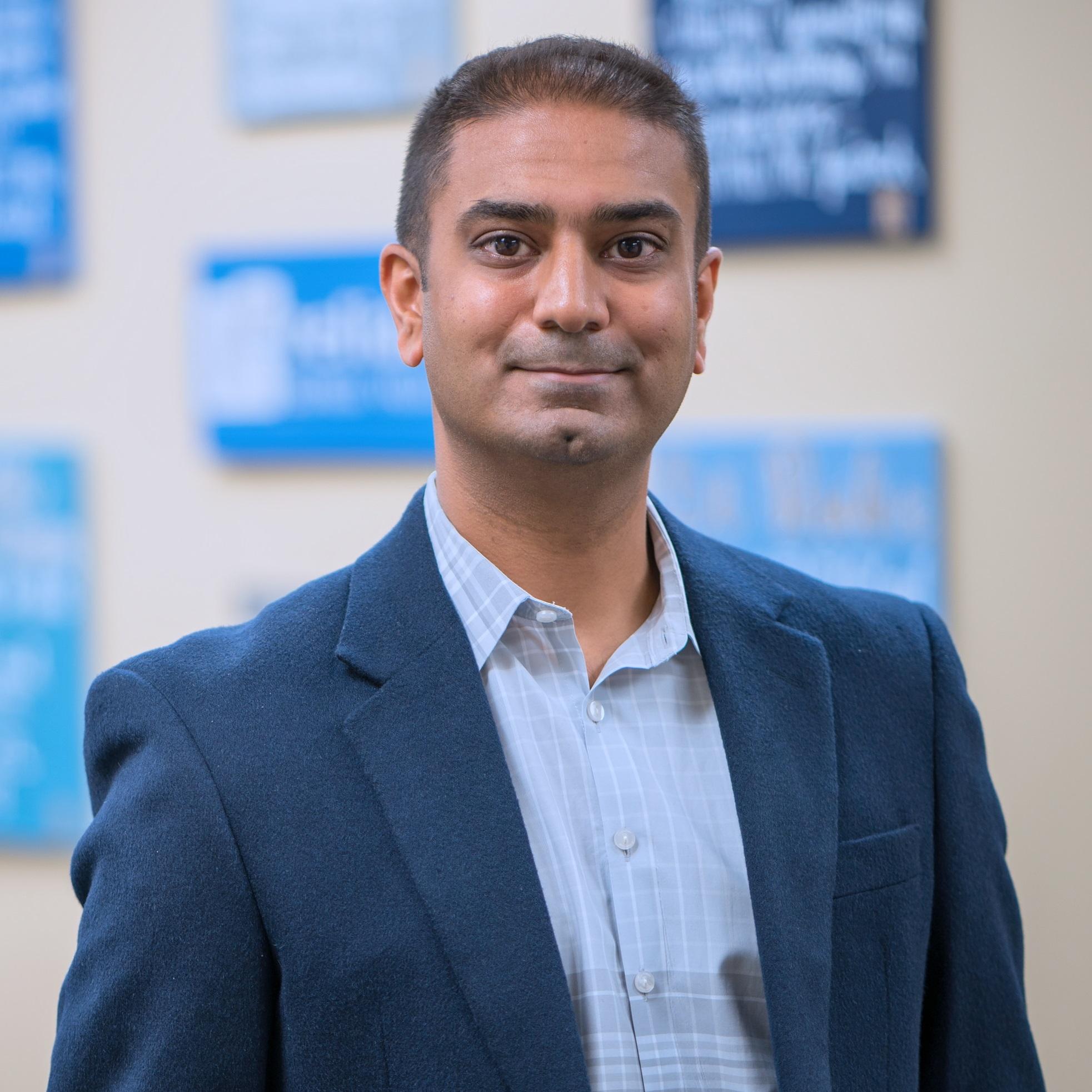 Rohul Patel, MCMEA